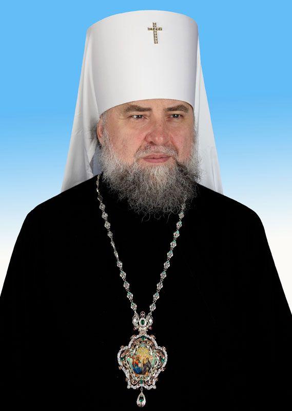 Митрополит Почаевский Владимир