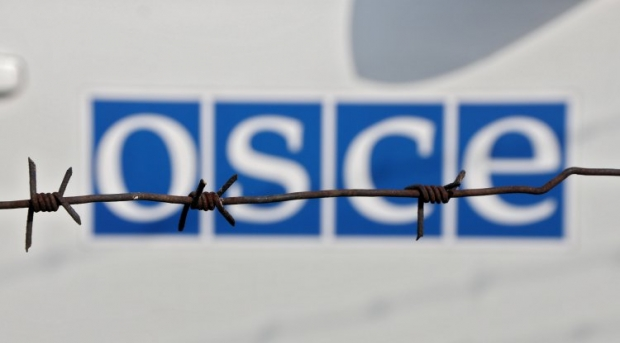 The OSCE reports that the situation at and around Donetsk airport was tense on Monday / Photo from UNIAN