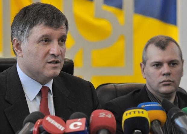 Аваков повідомив про можливе швидке виведення працівників МВС із Криму