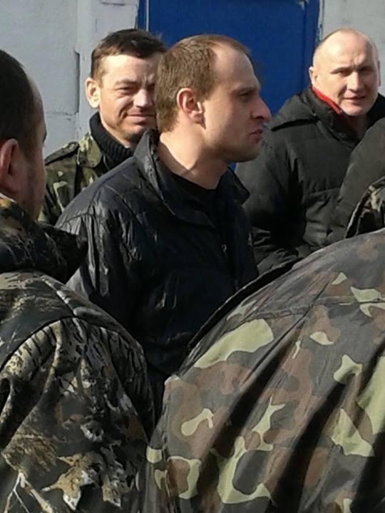 Виталий Запорожец вышел на свободу