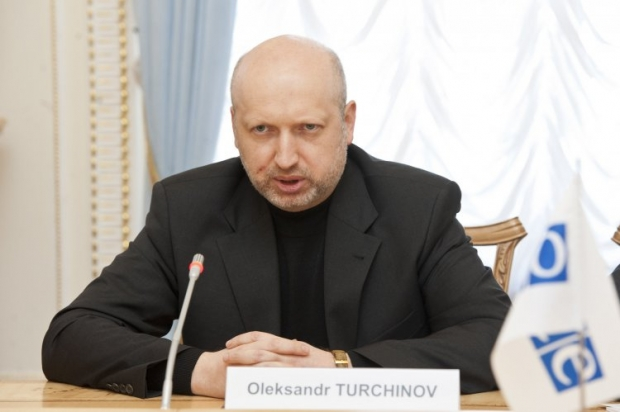 Absence of clear instructions to military men from authorities is not true – Turchynov