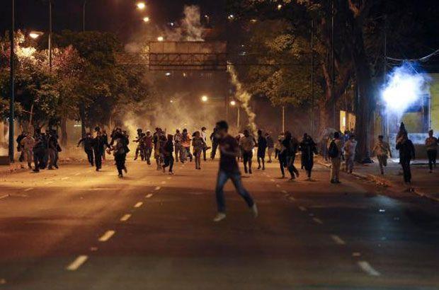 Венесуэла, протесты / REUTERS