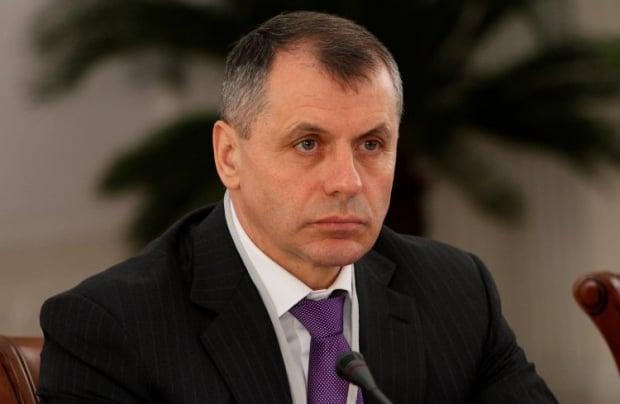 Владимир Константинов, глава ВР Крыма