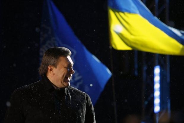 Сегодня Янукович даст пресс-конференцию