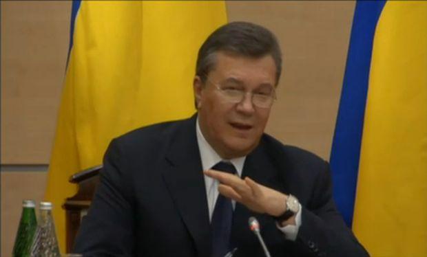 Янукович: росія повинна запобігти
