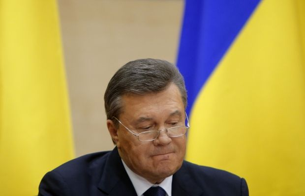 Yanukovych hospitalized with heart attack in Moscow – Russia mass media / REUTERS