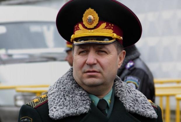 Степан Полторак / УНІАН
