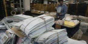 С сегодняшнего дня в Украине почтовая связь стала дороже на 20%