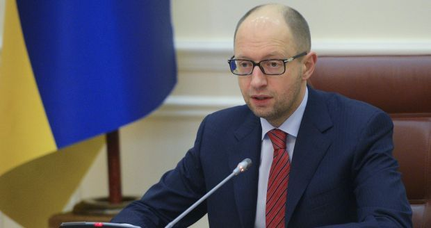 In Donetsk Yatsenyuk holds meeting with representatives of eastern regions of Ukraine/Reuters