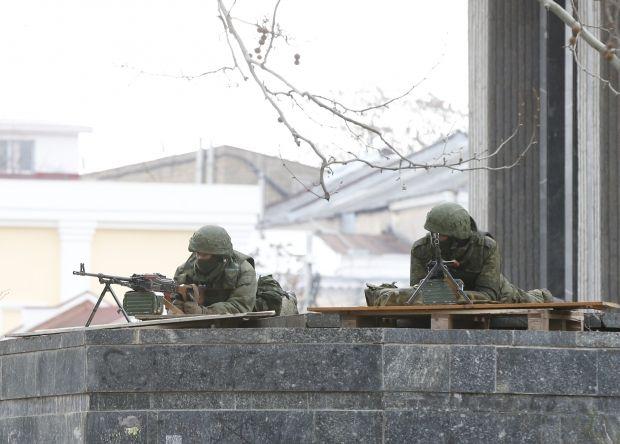 Росія назвала умови введення військ в Україну / REUTERS