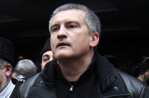 Новый премьер Крыма Аксенов был избран незаконно