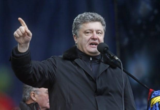 Петра Порошенко поддержали как единого кандидата