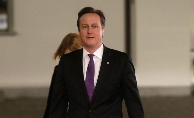 Дэвид Кэмерон заверил, что Великобритания усилит санкции против РФ / REUTERS