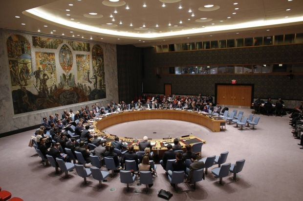 Yatsenyuk to deliver speech at sitting of UN Security Council today/Reuters