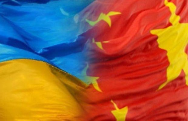 Китай Украина / ZN.UA