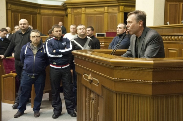 Соболев обещает внести новый закон на следующей пленарной неделе / УНИАН