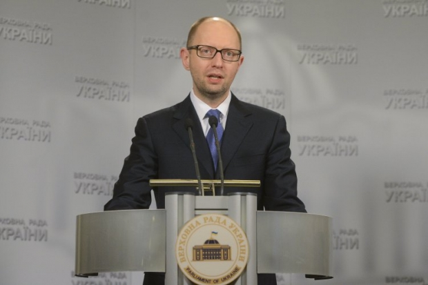 Russian-Ukrainian conflict goes from political stage to military stage through Russia's fault – Yatsenyuk
