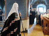 Патриарх Кирилл: Пост - это время изменить свою жизнь к лучшему