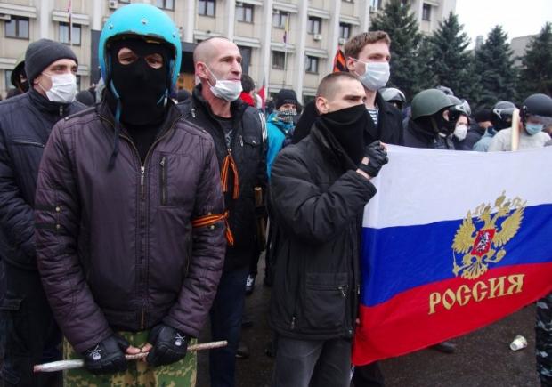 """Российские военные начали захватывать объекты на материковой части Украины: """"Это абсолютно четкая интервенция"""" - Цензор.НЕТ 97"""