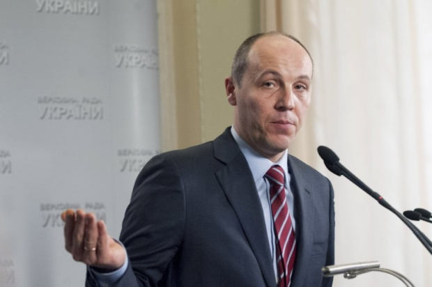 There is no decision on introducing of martial law in Donetsk and Luhansk Oblast – Parubiy