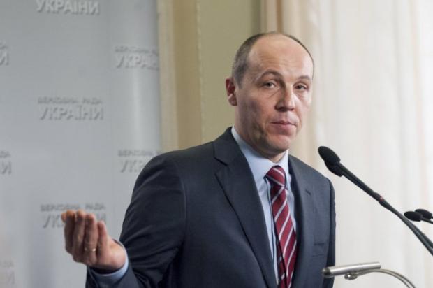 НФ выдвинул кандидатом в спикеры Рады Парубия / УНИАН