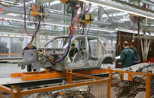 Production of passenger cars decreased to 2,914 / Photo from UNIAN