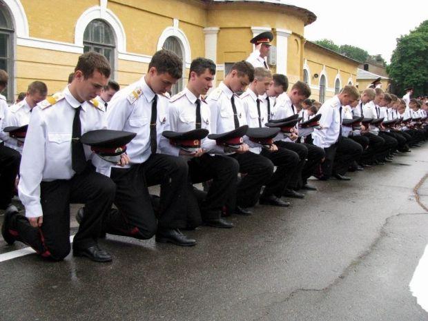 Киевский военный лицей им. Ивана Богуна / mil.gov.ua