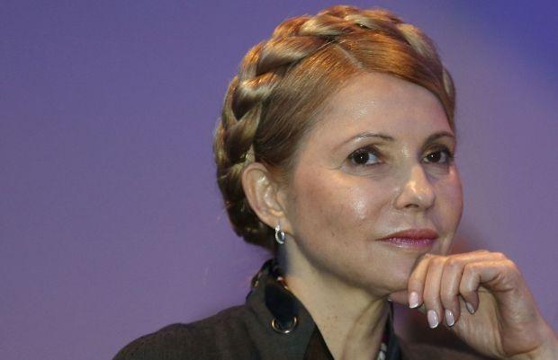 Тимошенко берет на себя ответственность за ситуацию в Украине / REUTERS
