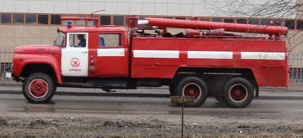Пожар / Фото : Википедия