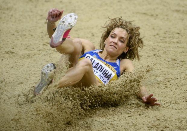 Ольга Саладуха візьме участь у чемпіонаті Європи / Reuters