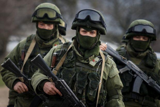 Военные РФ выбыли в неизвестном направлении / REUTERS