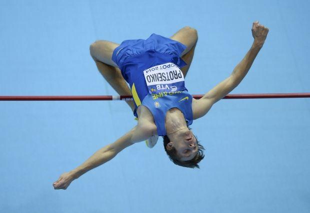 Андрій Проценко виграв у своїй дисципліні на чемпіонаті Європи / Reuters