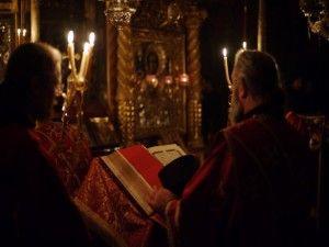 Торжество Православия на Афоне