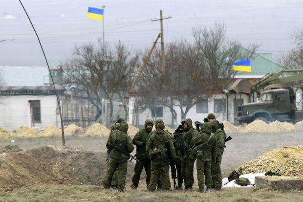 По словам экспертов, широкомасштабного вторжения в Украину не будет / REUTERS