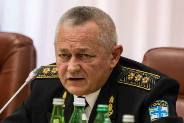 Ukraine agrees with Russia on withdrawal of Ukrainian military units with arms from Crimea –Tenyukh