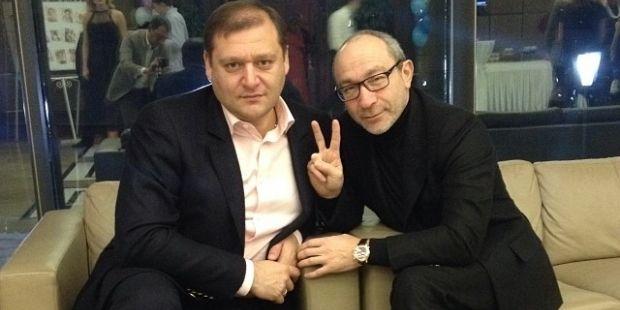 Добкин допускает, что в Кернеса стреляли из СВД / Фото Instagram Геннадий Кернес