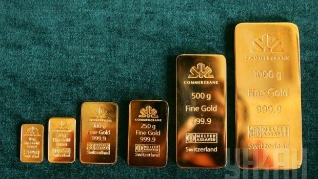Золото дорожчає на тлі незаконного