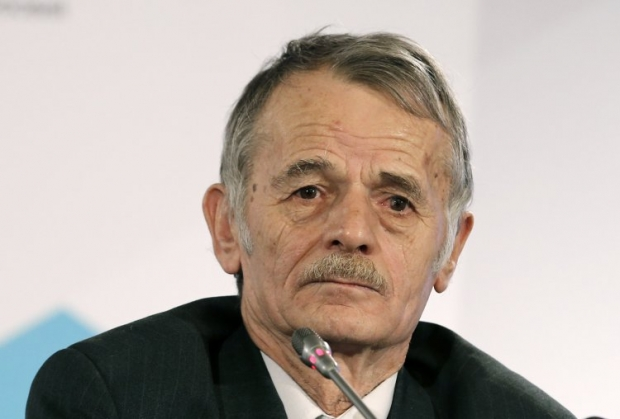Джемилев говорит, что Путин не говорил прямо о войсках РФ в Крыму, но и не отрицал
