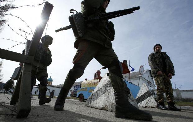 Крым может превратиться в военную базу / REUTERS