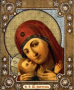 13 марта Девпетерувская икона Божией Матери