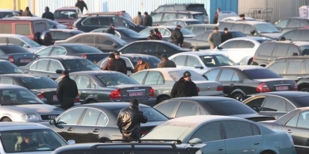 В Украине по итогам февраля рынок продаж бывших в употреблении автомобилей сократился