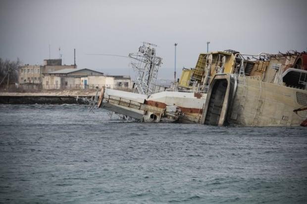 Десантный корабль ВМС США Whidbey Island вошел в Черное море - Цензор.НЕТ 822