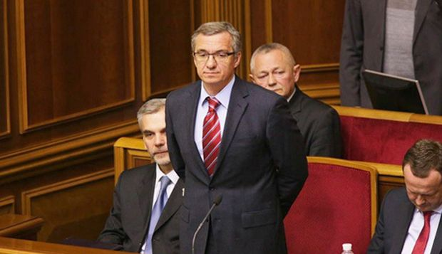 Александр Шлапак в Верховной Раде Украины / gigamir.net