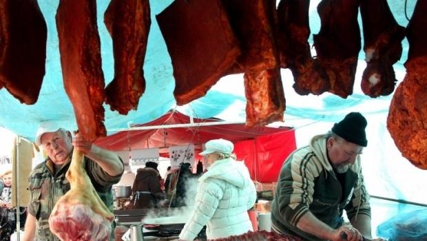 В Украине увеличилось производство мяса