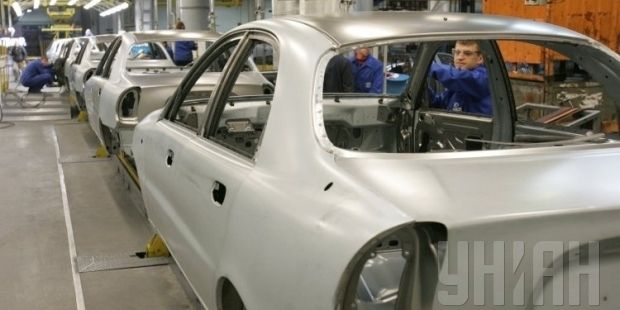 Украинская автомобильная компания