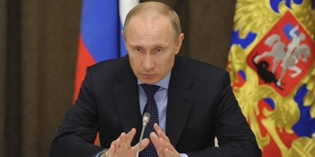 Putin approves draft treaty on annexation of Crimea to Russia/REUTERS