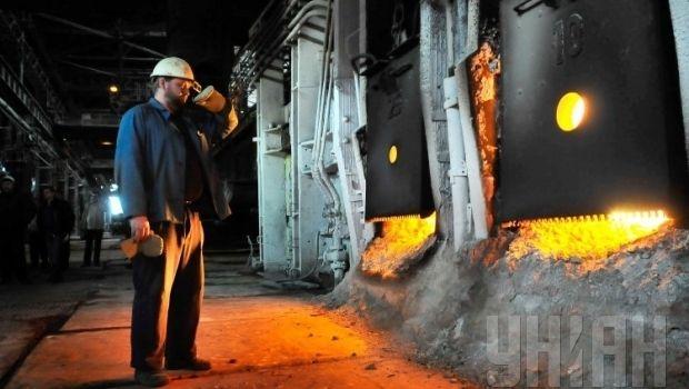 Кременчугский стальзавод снова приостанавливает работу / Фото УНИАН