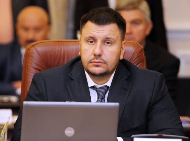 Суд позволил заочное расследование вотношении экс-министра Клименко