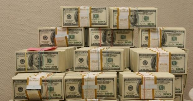 Доллар стремительно растет /Фото УНИАН