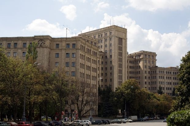 В университеті ім. Каразіна стався вибух / Wikimedia.org